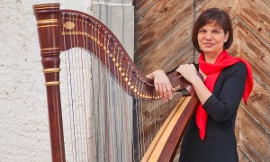 Eva Fenninger – Harfe